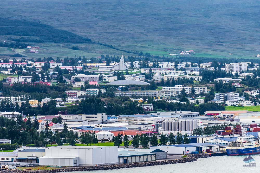 Akureyri capital of the North
