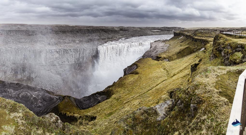 Selfoss Waterfall North Iceland