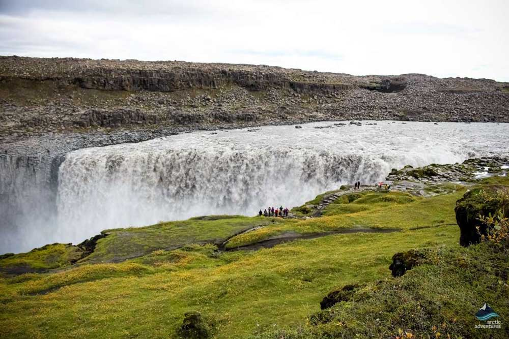 Dettifoss North Iceland