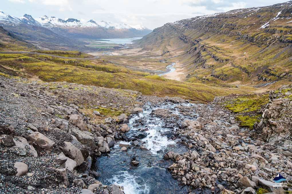 Eastfjords Iceland