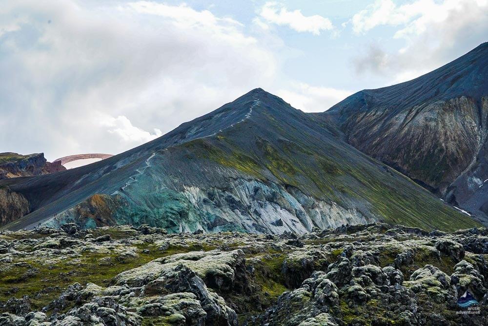 Blahnukur Peak