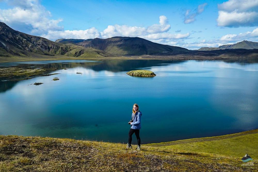 Frostastadavatn Iceland
