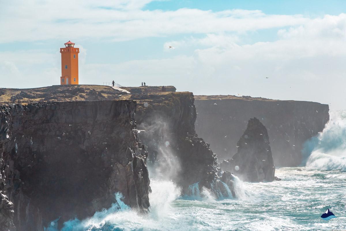 Lighthouse Snaefellsnes Peninsula