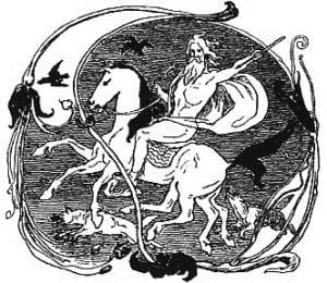 Sleipnir Odins Horse