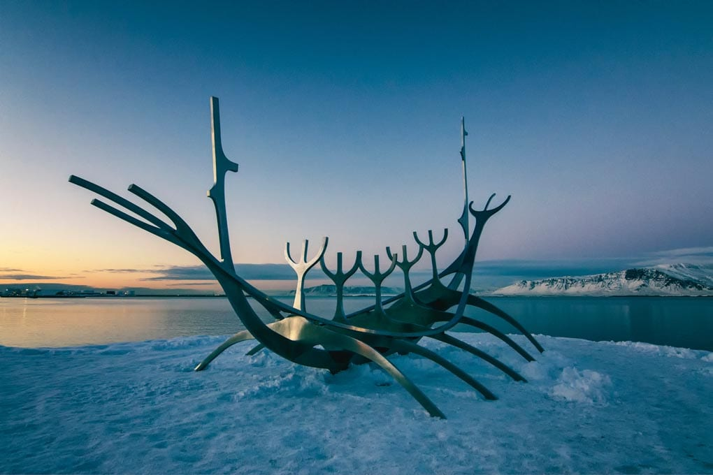 Son voyager Iceland