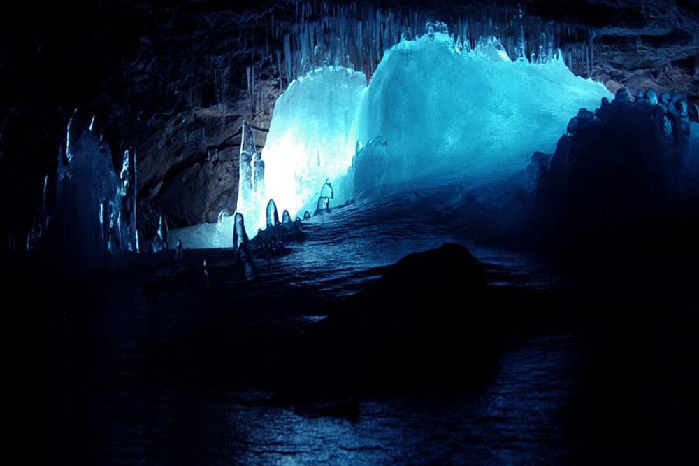 Lofthellir Cave North Iceland