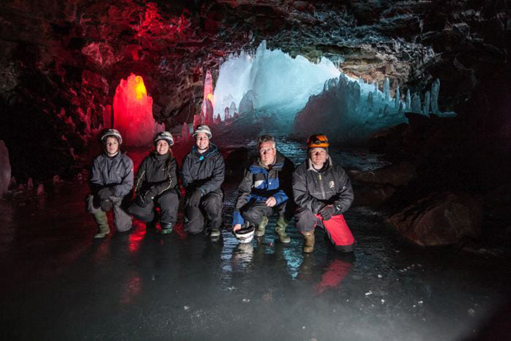 Lofthellir North Iceland