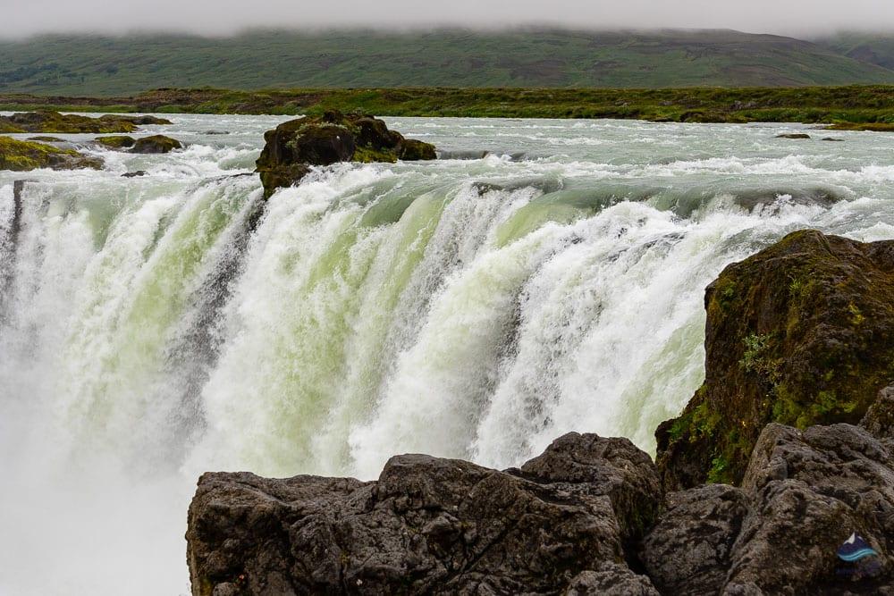 Godafoss North Iceland