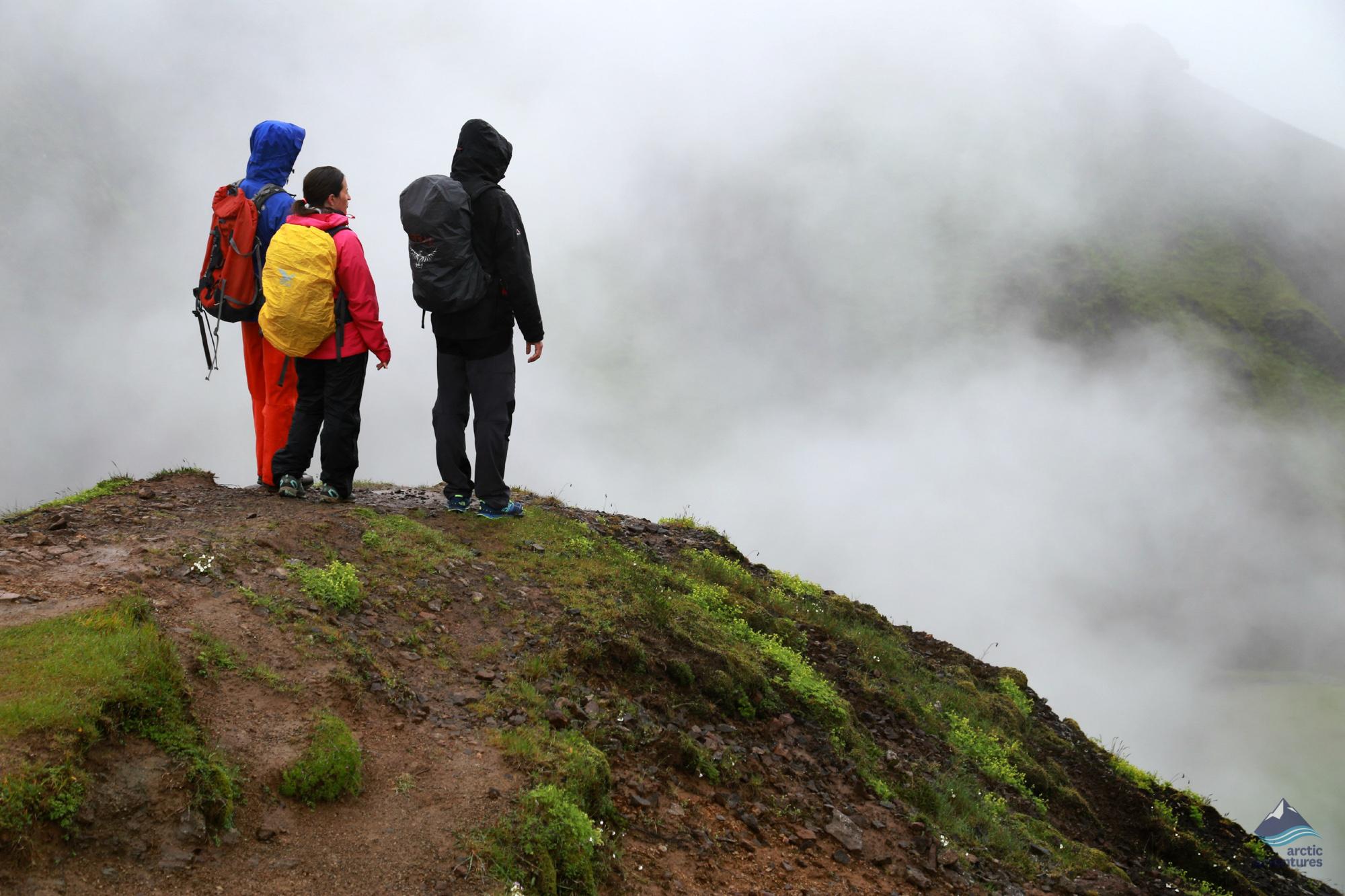 Reykjadalur Hiking Valley