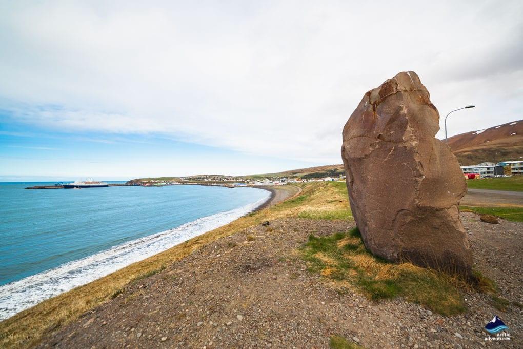 Rock Art at Húsavík