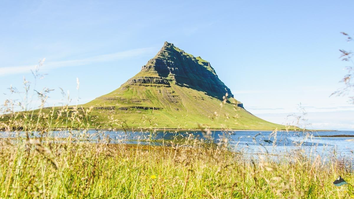 Kirkjufell Mountain on Snaefellsnes Peninsula