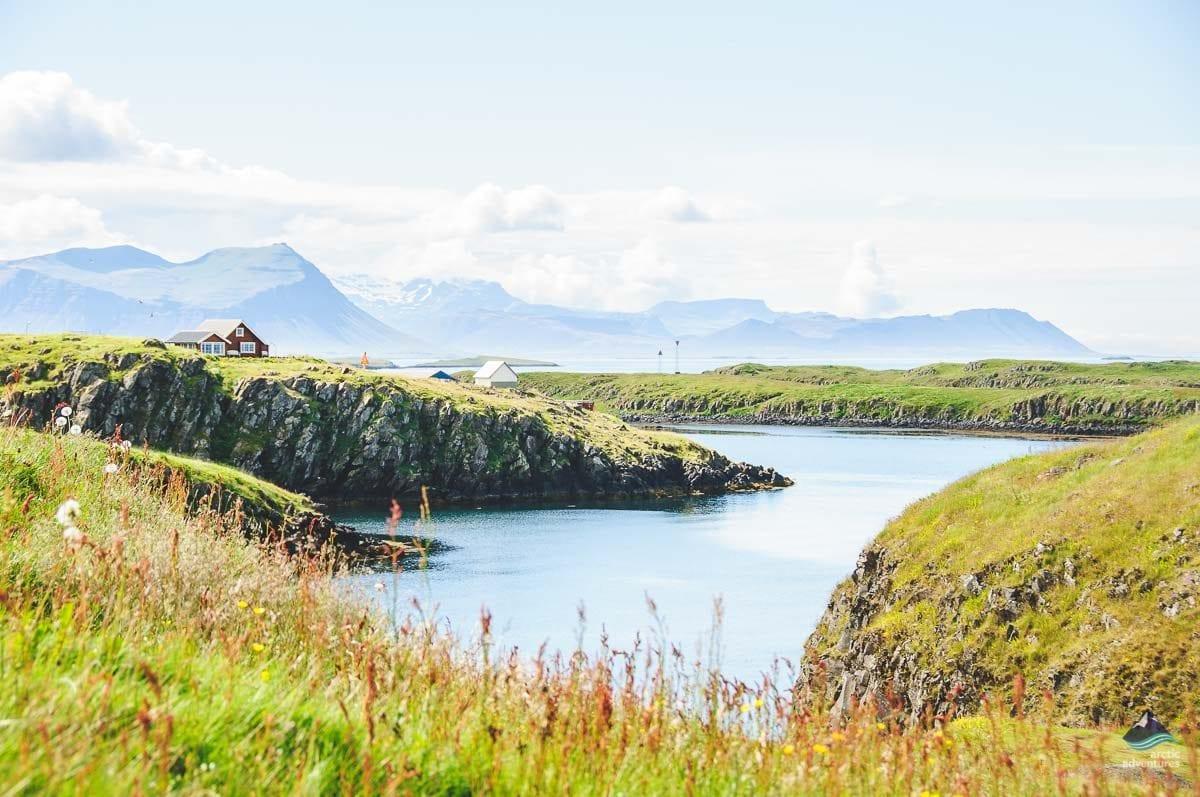 Fishing Village West Iceland