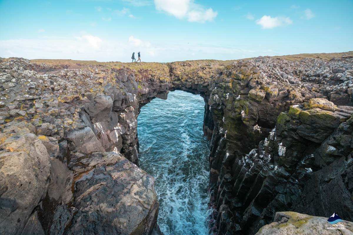 Arnarstapi Snæfellsnes Peninsula