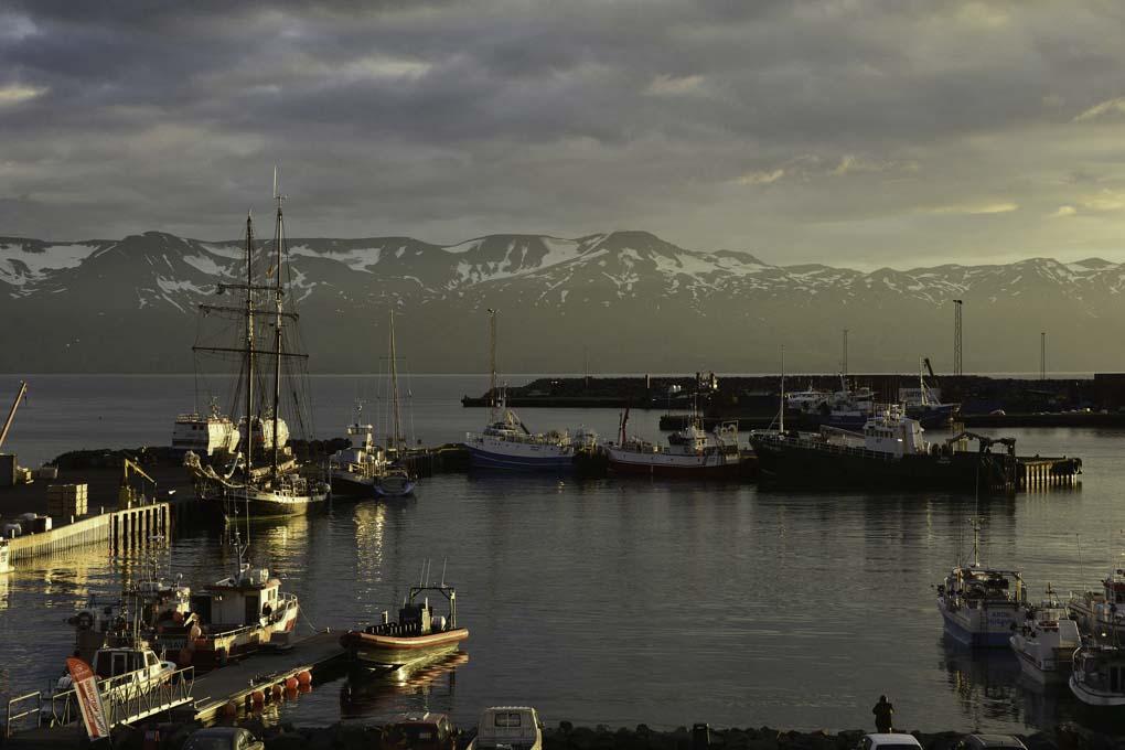 Husavik North Iceland