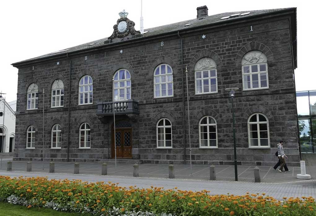 Alþingi Reykjavik