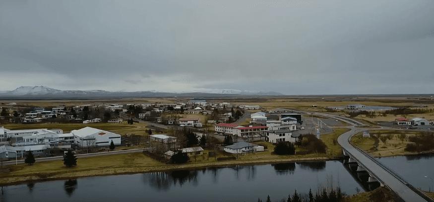 Hella South Iceland