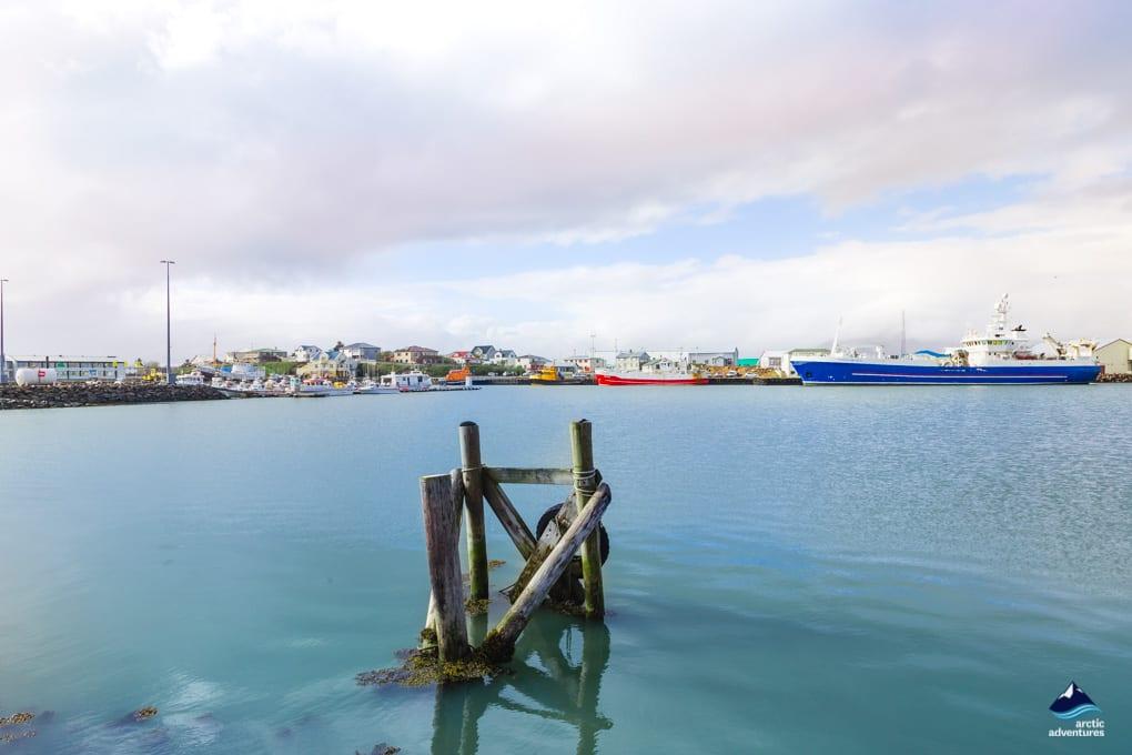Hofn South East Iceland