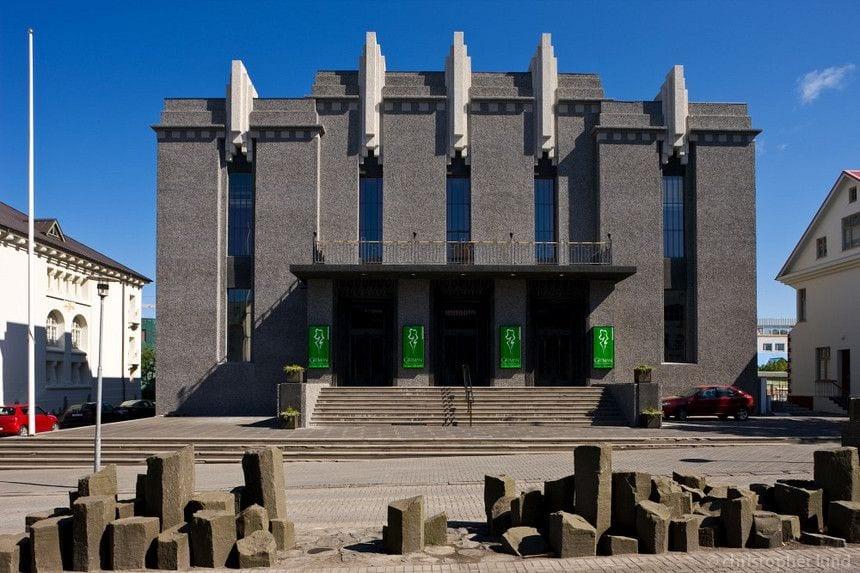 National Theater Reykjavik