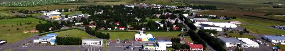 Hvolsvollur South Iceland