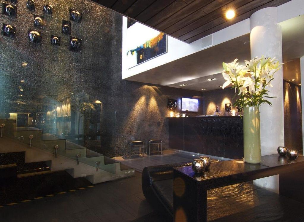 Centerhotel Thingholt Reykjavik Lobby
