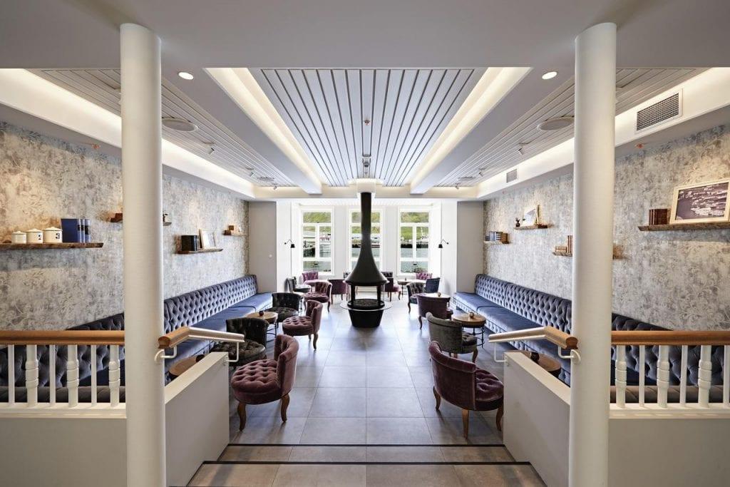 Hotel Siglo Lounge