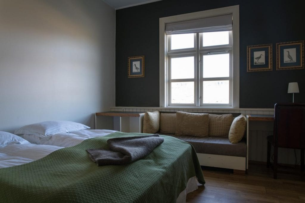 Room at Hotel Budir Snaefellsnes Peninsula