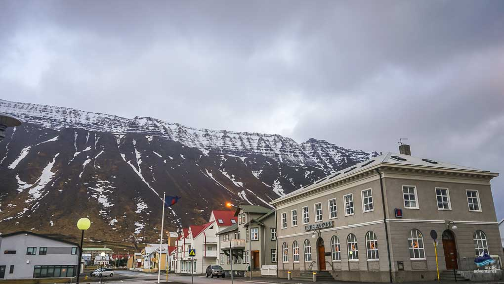 Isafjordur, Westfjords, Iceland