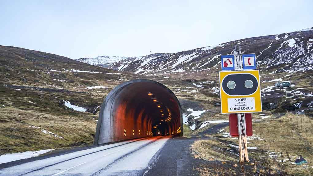 Isafjordur Tunnel