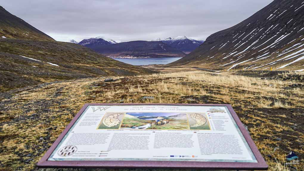 Hiking near Isafjordur
