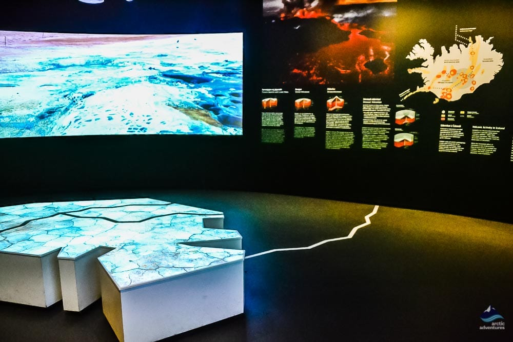 Perlan Exhibition - Wonders of Iceland