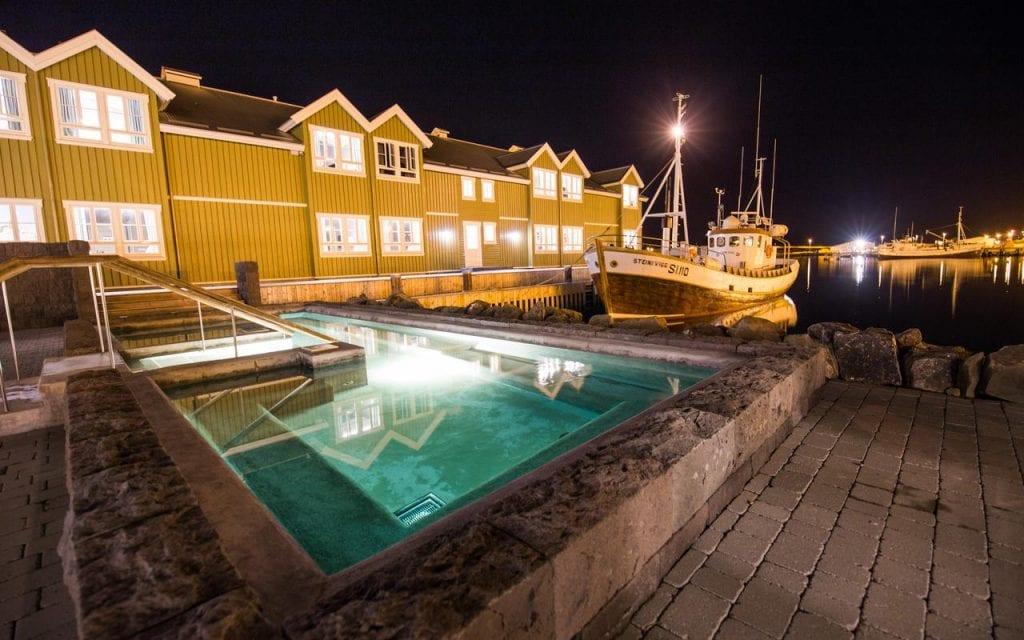 Hotel Siglo outdoor Pool
