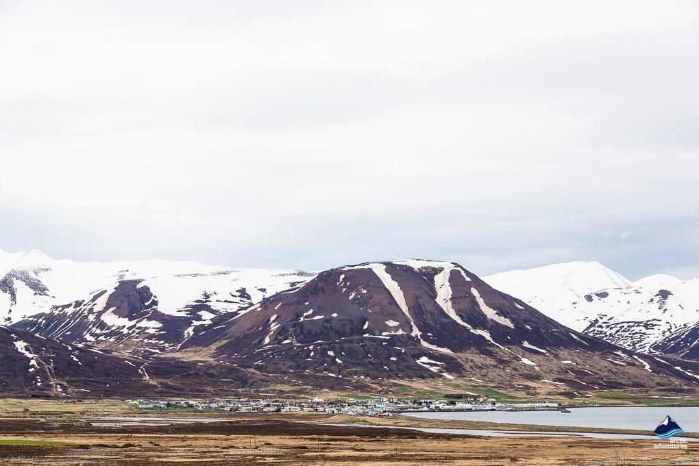 Dalvik seen from a far