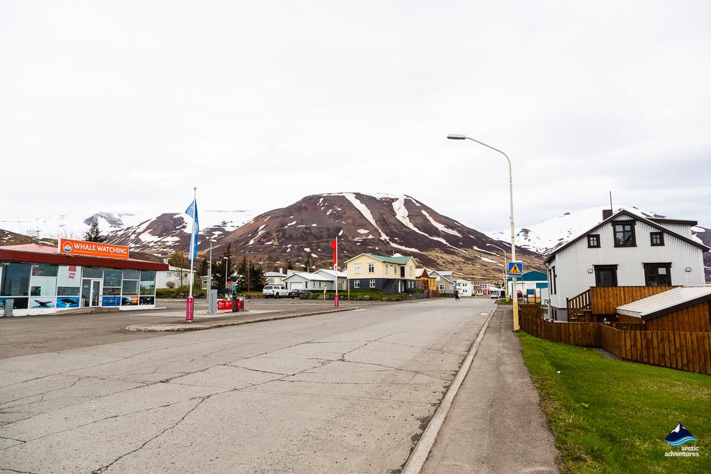 Roads of Dalvik