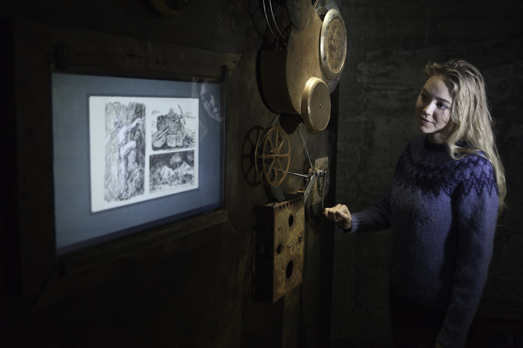 The Museum at Óbyggðasetrið