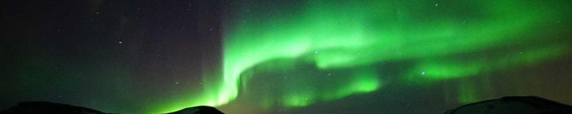 northern lights thorsmork national park