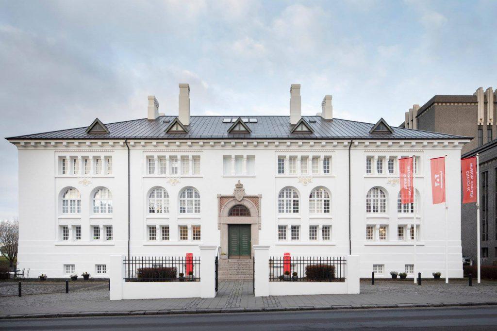 Safnahusid | Culture House