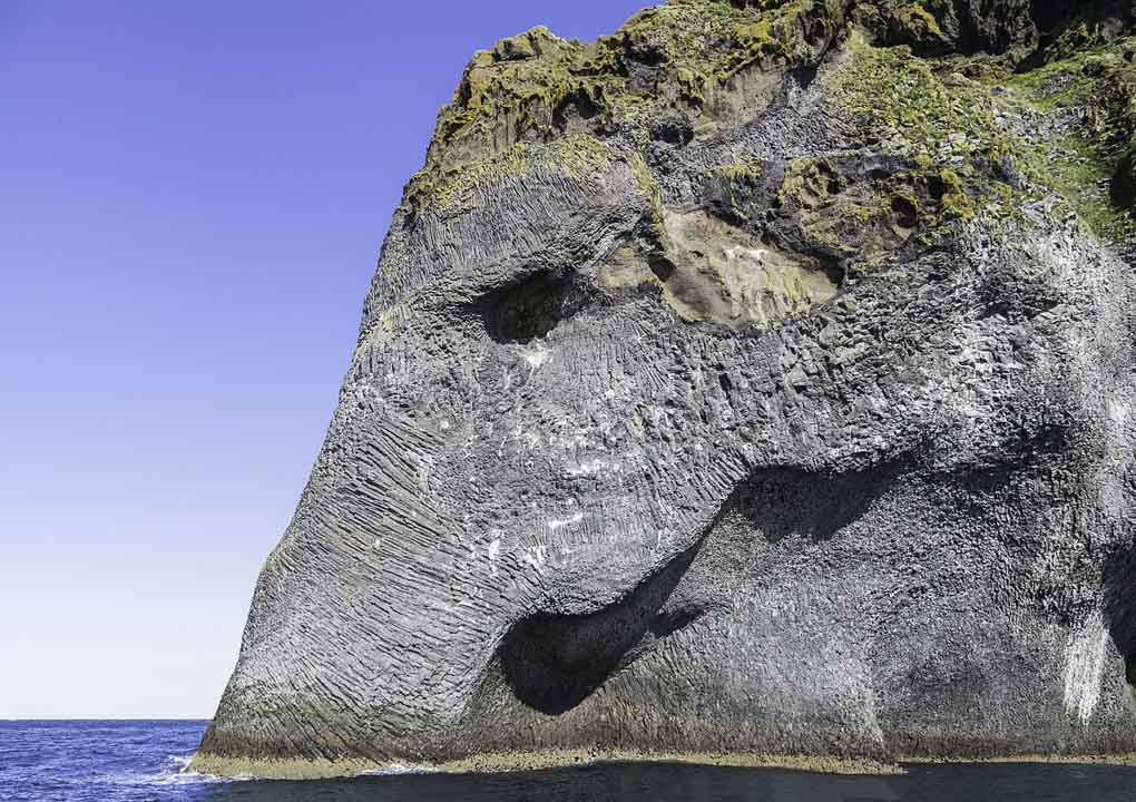 Elephant Rock Iceland