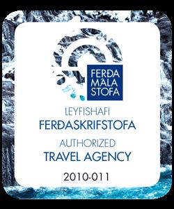 authorized travel agency
