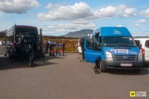 Thingvellir National Park meeting point