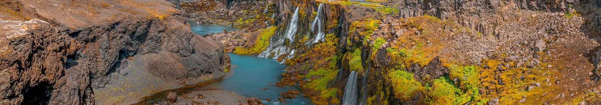 Sigoldugljufur Canyon