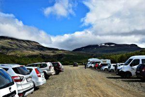 Glymur Car Park
